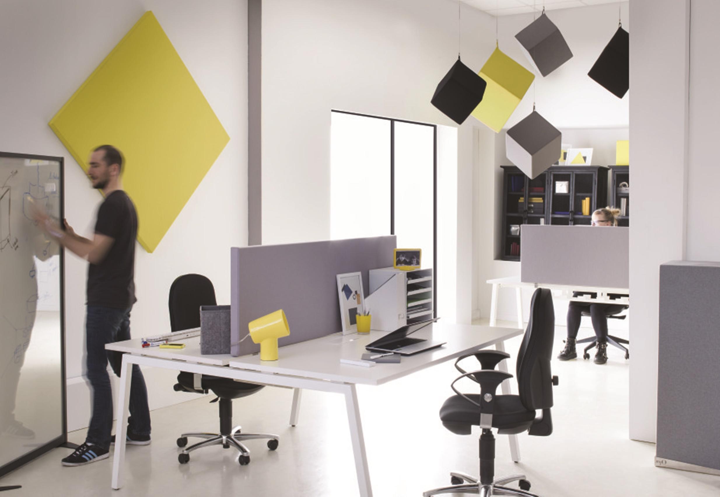 akustiikkaratkaisut akustinen viihtyisyys meluntorjunta avotoimistoissa. Black Bedroom Furniture Sets. Home Design Ideas