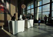 Clarion Hotel Helsinki vastaanotto